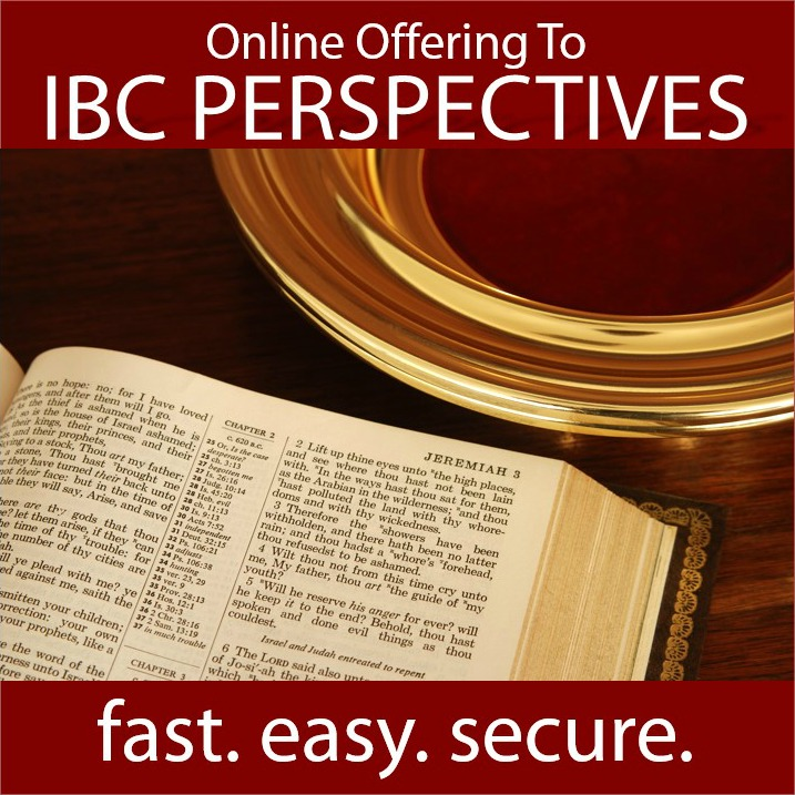 Subscribe to IBC Perspectives