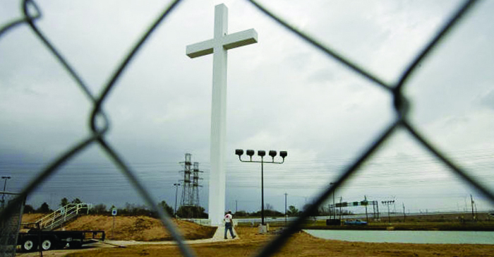 Giant-TX-Cross-Sparks-Atheist-Lawsuit